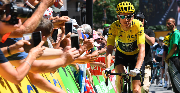 What makes the Tour de France the biggest bicycle race in the world