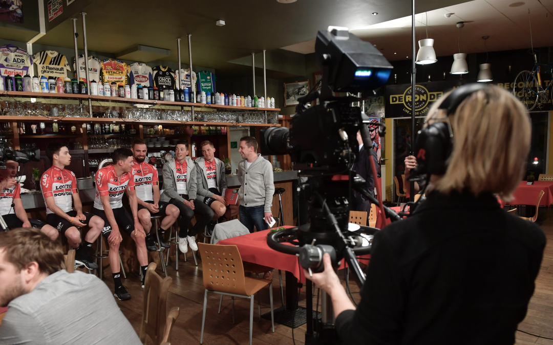 Lotto Soudal Team Presentation