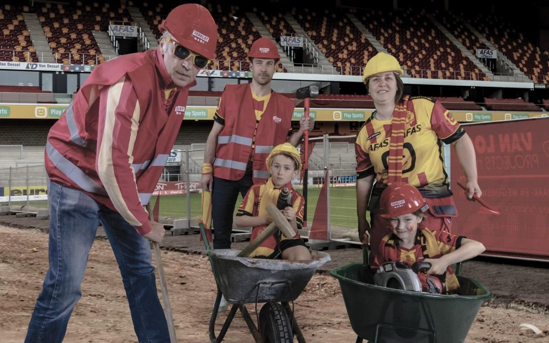 KV Mechelen #Samenbouwen