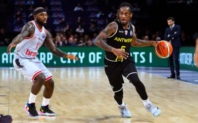 Why the Champions League Basketball Final Four in Antwerp is a big deal