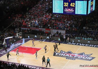 Brose Bamberg v Telenet Antwerp Giants - Final Four Basketball