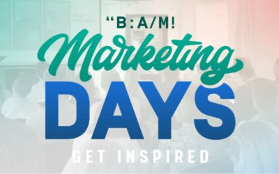 7 takeaways from the BAM Marketing Days