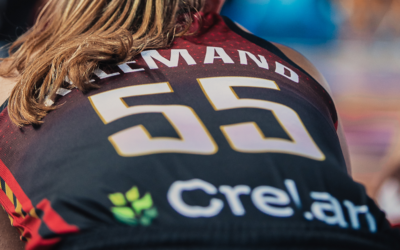 WAVE scores with Crelan & the Belgian Cats