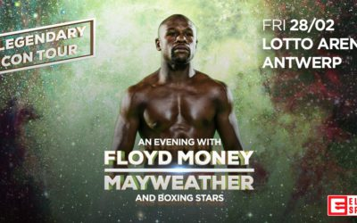 WAVE brings Floyd Money Mayweather to Belgium