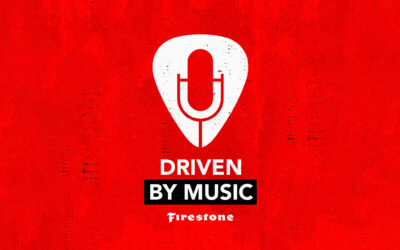 Firestone's Driven by Music, a new podcast for musicians and their fans